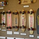 These are the boards from my ear—mid 70s.