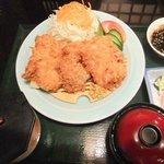 鶏追い定食01