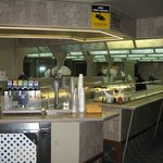 buffet room
