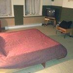 Amazing bed....
