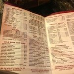 menu you can read