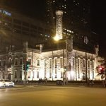 Waterworks on Miracle Mile, Chicago