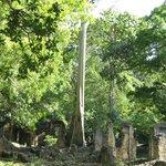 Le rovine di Gede