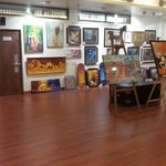 Art Gallery before Inaugration