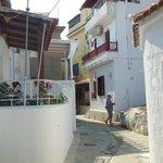 Old Skiathos Town