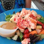 Lobster Salad @ Dockside Seafood & Grill