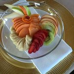 Fruit well designed for your enjoyment every morning