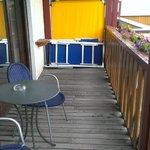 Juniorsuite Balkon