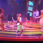 Get in to see the Madagascar show it was fun