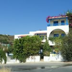 Creta Sun from the road