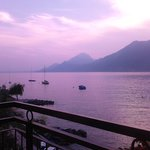Evening over Lake Garda