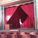 un teatro espectacular