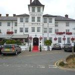 Falcon Hotel, Bude, Cornwall - 27 & 28 July 2013