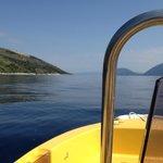 Yellow Boat Hire Agia Efimia