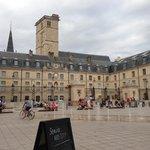 Dijon center