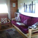 Bamburgh Lodge Lounge Area