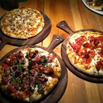 Mmm brick oven pizzas