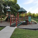 Playground area for the kids