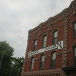 Grand Union Streetfront