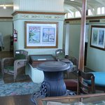 Smoking Lounge - SS Moyie