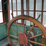 Wheel House - SS Moyie