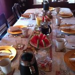 The Breakfast Table