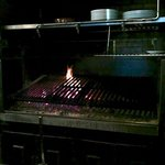 The wood grill