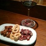 Tapas and Rioja