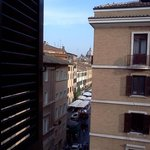 FRom front window looking as Plaza Vavono
