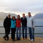 At the Cape of Good Hope