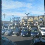 Valet Parking structure