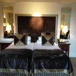 Spacious Standard Twin Room