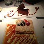 deux des desserts, mmh