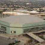 Home of the NBA New Orleans Pelicans