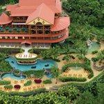 Aerial view of The Springs Resort & Spa