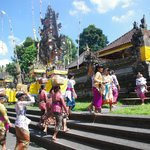 temple du village