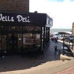 The Wells Deli in Hunstanton