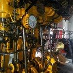 steam boat engine