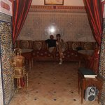One of the ornate rooms