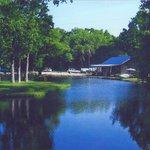 Stocked Bass Pond