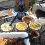 Dickeys BBQ in Madison: fine food