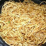 chemical smelling noodles that tasted like chemicals