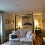 The bedroom we stayed in: the English Ensuite