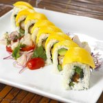 Ceviche Mango Roll