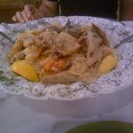 Fruits Del Mare... So much food that I'll be enjoying this for the next week :p