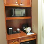 Pantry, Microwave, Mini-Fridge