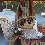Gigantoid Burrito!