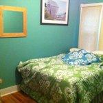 Bedroom 2 Cottage 13