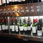 Sistema de sucção de vinho