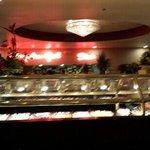 Interior buffet
